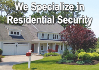 Residential Home Security in Massachusetts
